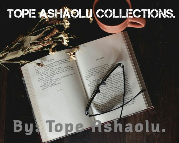 Tope Ashaolu Collections.